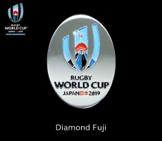 Rugby World Cup 2019™, Japan ピンブローチ